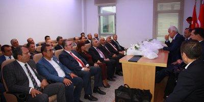 Ankaralılar Ankara milletvekillerini ziyaret etti