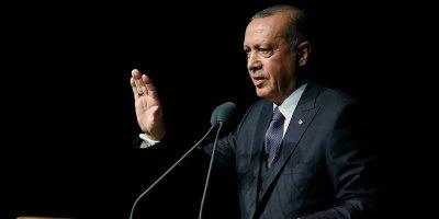 Cumhurbaşkanı Erdoğan'dan 'Ant' açıklaması