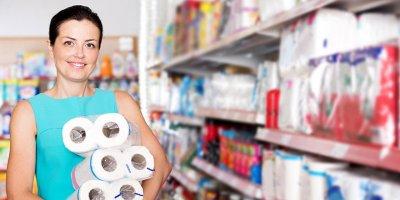 Tuvalet kağıdı ve peçete fiyatları yüzde 40'ın üzerinde arttı