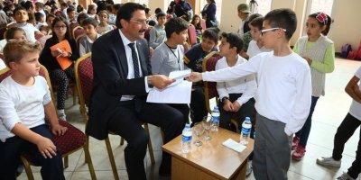 KEDEM öğrencilerinden Cumhurbaşkanına mektup