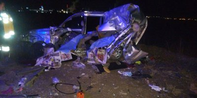 Konya'da feci kaza! Aileden 3 kişi can verdi