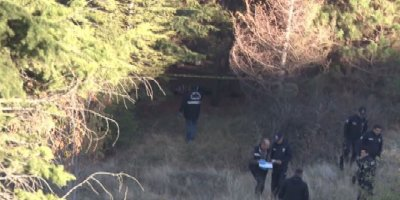Ankara'da ağaçlık alanda çocuk cesedi bulundu