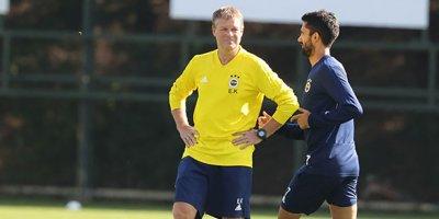 Fenerbahçe'yi Galatasaray derbisine Erwin Koeman hazırlıyor