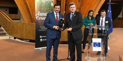 Çevre Düzenleme Ödülü Keçiören'in