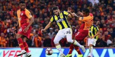 Fenerbahçe Galatasaray berabere kaldı
