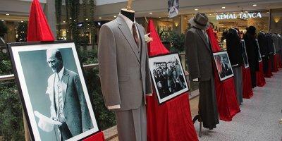 Atatürk kostümleri sergisi açıldı