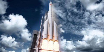 Türkiye artık kendi uydusunu fırlatabilecek!