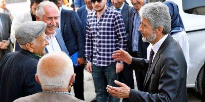 Başkan Mustafa Tuna 1. yılını doldurdu