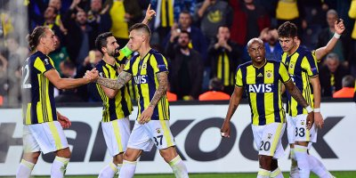 Fenerbahçe Anderlecht karşısında moral buldu