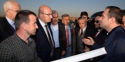 ATO Yönetiminden Başkan Selçuk Çetin'e ziyaret