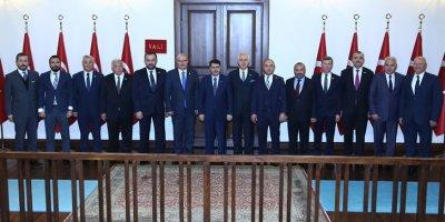 ATO Başkanı Baran Ankara Valisi Şahin'i ziyaret etti
