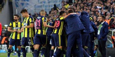 Fenerbahçe Alanyaspor'u yendi