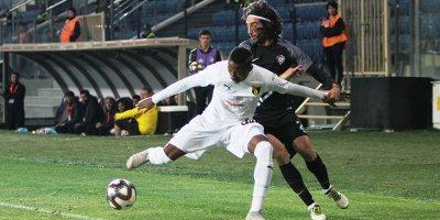Osmanlıspor penaltıya sığındı