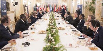 Libya resti! Türkiye İtalya'dan masadan kalktı!