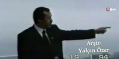 Cumhurbaşkanı Erdoğan'dan tarihi işaret!