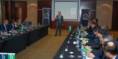 GO Bayi Konseyi Ankara'da toplandı