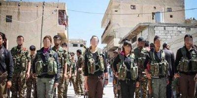 PKK çocukları kalkan olarak kullanıyor!