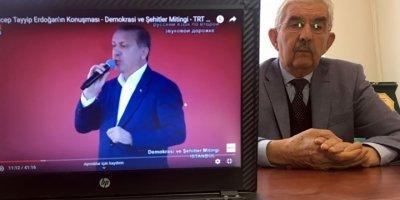 Öğretmenlerinin ağzından liseli Erdoğan