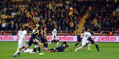 Beşiktaş, Ankaragücü'nü 4-1 yendi