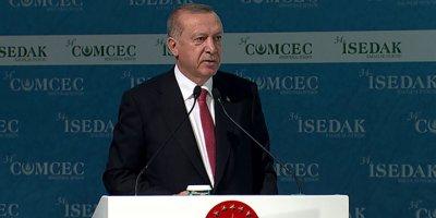 Cumhurbaşkanı Erdoğan'dan İslam ülkelerine tarihi çağrı