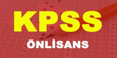 KPSS önlisans sonuçları açıklandı