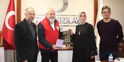 Türk Kızılayı Ankara Şubesi ile ASFA eğitimde işbirliği