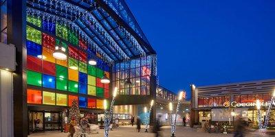 Bilkent Center yenilenerek büyümeye devam ediyor