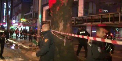 Ankara'da feci dogalgaz patlaması: 7 yaralı