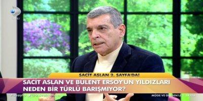 Sacit Aslan: Bülent Ersoy'a hayatının dersini veririm