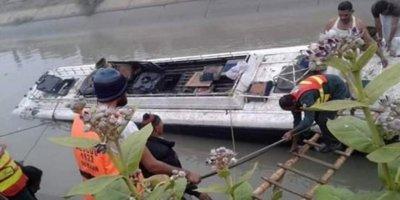 Pakistan'da yaşanan kazalarda 10 kişi öldü