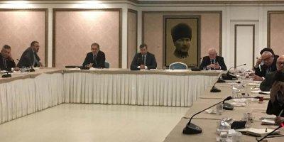 Kimya Teknik Komitesi 21. Toplantısı yapıldı