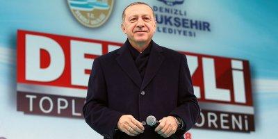 Cumhurbaşkanı Erdoğan Fatih Portakal'a ateş püskürdü