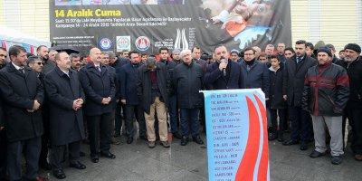 Ankara Yemen'e sessiz kalmadı