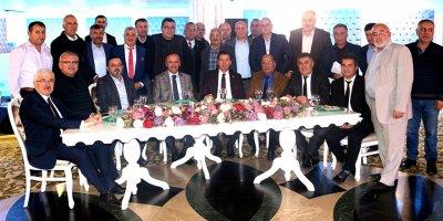 Kırşehirliler Asma Köyü'nün istişare toplantısında bir araya geldi