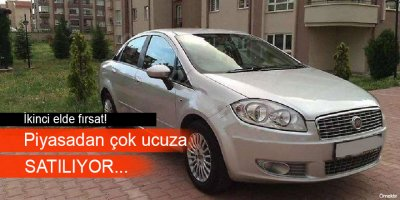 İcradan satılık Fiat Linea