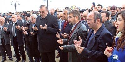 Polatlı'da muhteşem cami açılışı