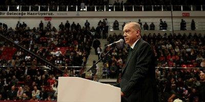 Cumhurbaşkanı Erdoğan'dan Suriye mesajı