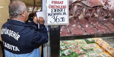 Ankara'da gıda denetimi sıklaştı