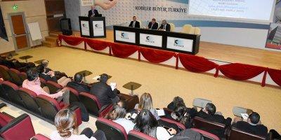 Girişimciliği Geliştirme Desteği Programı toplantısı yapıldı