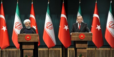 Cumhurbaşkanı Erdoğan, İran'a olan yaptırımı desteklemiyoruz