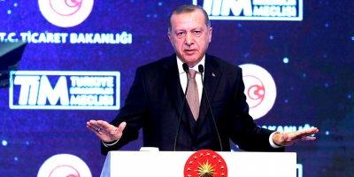 Cumhurbaşkanı Erdoğan Fırat'ın Doğusu için konuştu
