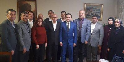 Ankaralılardan Altınok'a ziyaret