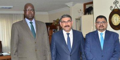 Uzkurt: Sudan ile işbirliğine hazırız