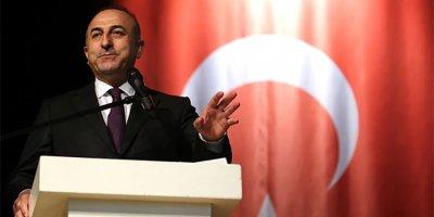 Bakan Çavuşoğlu'dan Suriye operasyonu açıklaması