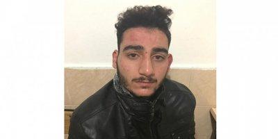 Suriyeli katil zanlısı sınırda yakalandı