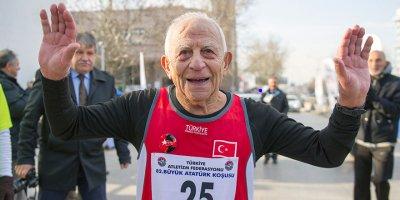 Atletizmin efsane ismi Erdoğan Dulda koşarken hayatını kaybetti