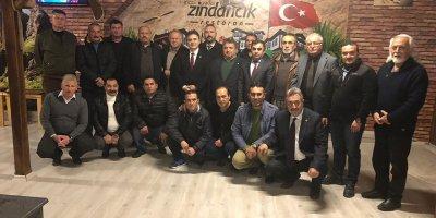 Ankara spor kulüpleriyle istişare toplantıları sürüyor