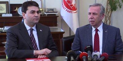 Mansur Yavaş'tan seçim açıklaması