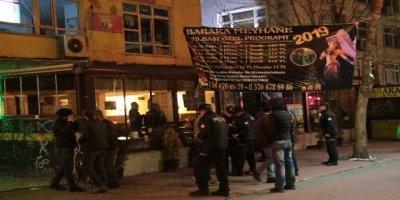 Ankara'daki eğlence cinayetle bitti