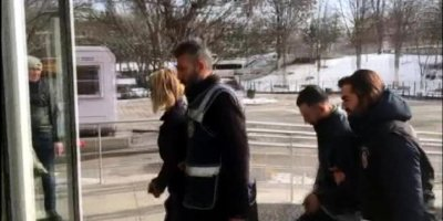 Dolandırıcı karı koca Ankara'da yakalandı